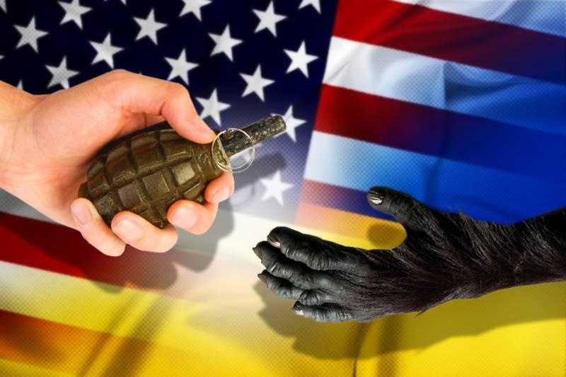 Расходный материал американской войны