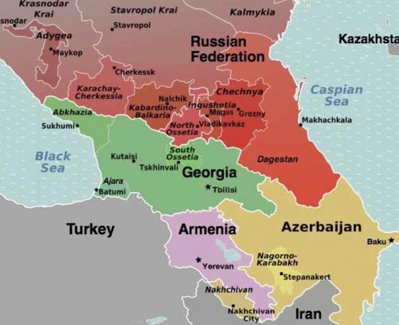 Армения требует ревизии стратегических интересов РФ на Кавказе