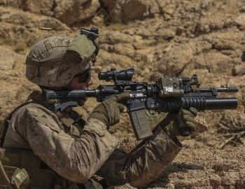 Спасаясь бегством, командиры США бросили своих солдат на растерзание террористов