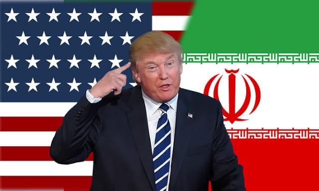 Трамп играет в крутого пацана