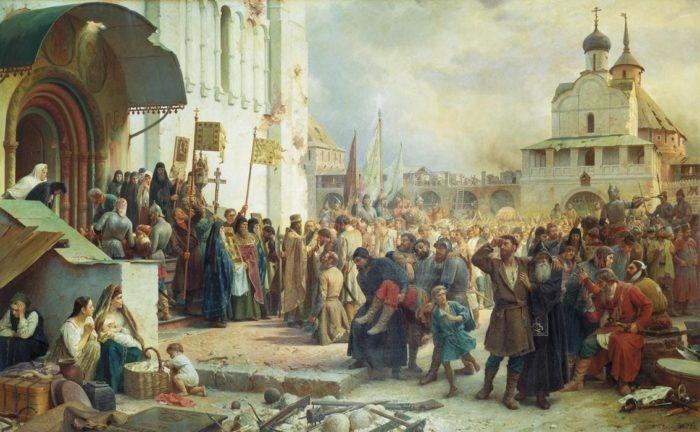 Россию ожидают «мутные» времена