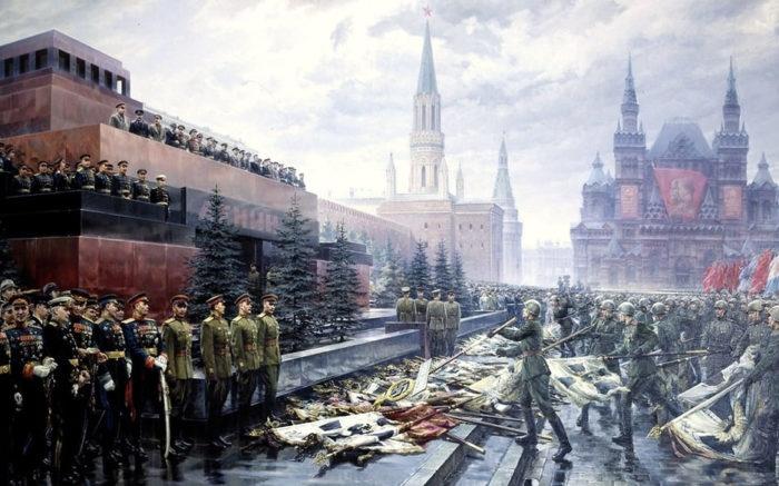 Что празднуют в России 9 мая?