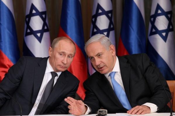 Путин — Нетаньяху: переговоры вокруг Сирии в День Победы