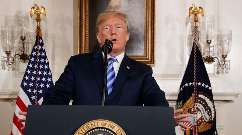 Трамп объявил о выходе США из ядерной сделки с Ираном