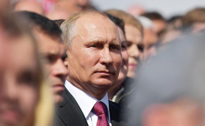 Запад начал готовиться к свержению «режима Путина»