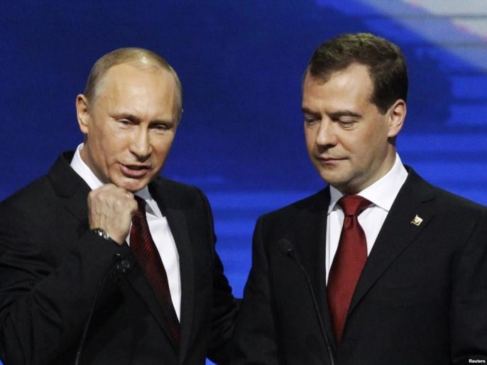 План Путина и сон Медведева