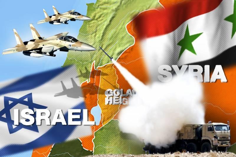 Удар по Голанам покажется Израилю шалостью. Должное возмездие уже у ворот