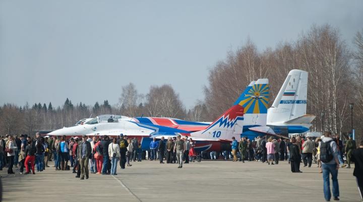 Центр показа авиационной техники (ЦПАТ) имени Кожедуба в подмосковной Кубинке отпраздновал 80‐летие