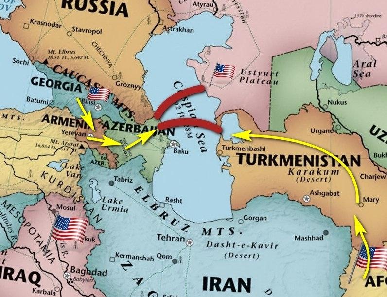 Геополитический прогноз на ближайшее время - война и госперевороты в Азербайджане, Туркменистане, Нагорном Карабахе