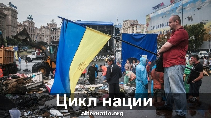 Александр Зубченко: Цикл нации