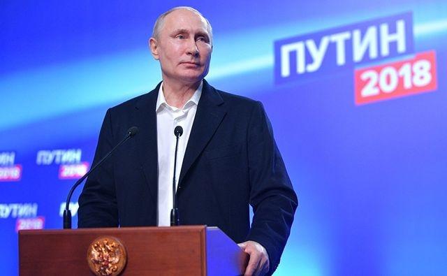 Александр Роджерс: План Путина в конкретных задачах