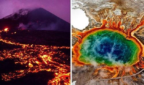 """Йеллоустонский Супервулкан: """"крупный тектонический сдвиг"""", который вызывает опасения"""
