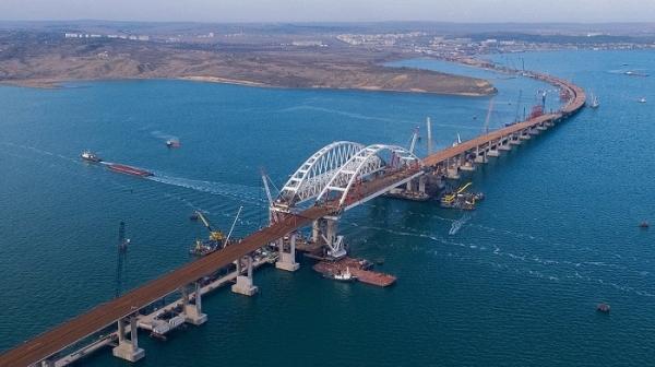Крымский мост. Поехали!