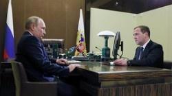Путин подписал указ о новой структуре правительства