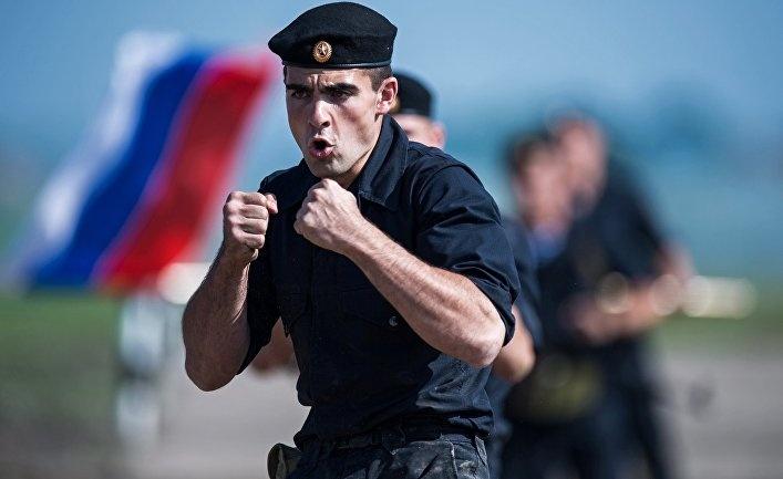 Опасная Россия? Этому верят только безмозглые
