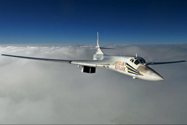 Ту-160 застали истребители США врасплох