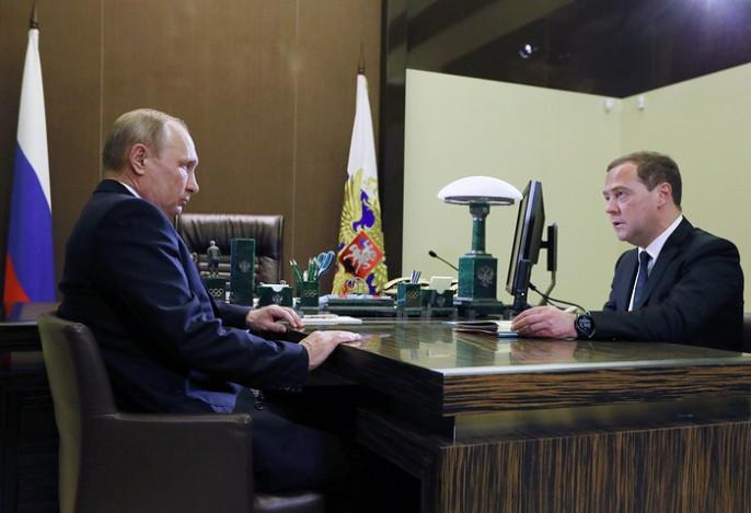 Российский кабмин сформирован: подробности по персоналиям