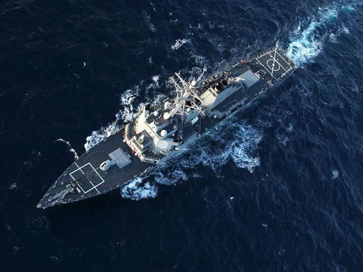 Злополучный эсминец USS Donald Cook продолжает преследовать призрак российского истребителя СУ – 24