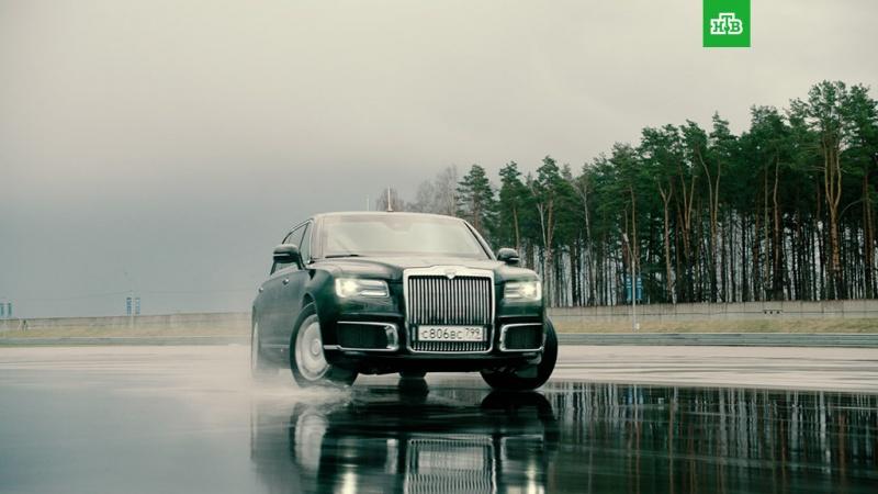 «Кортеж»: документальный фильм о новом Российском автомобиле.