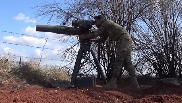 В Хомсе нашли склады боевиков с оружием из стран НАТО