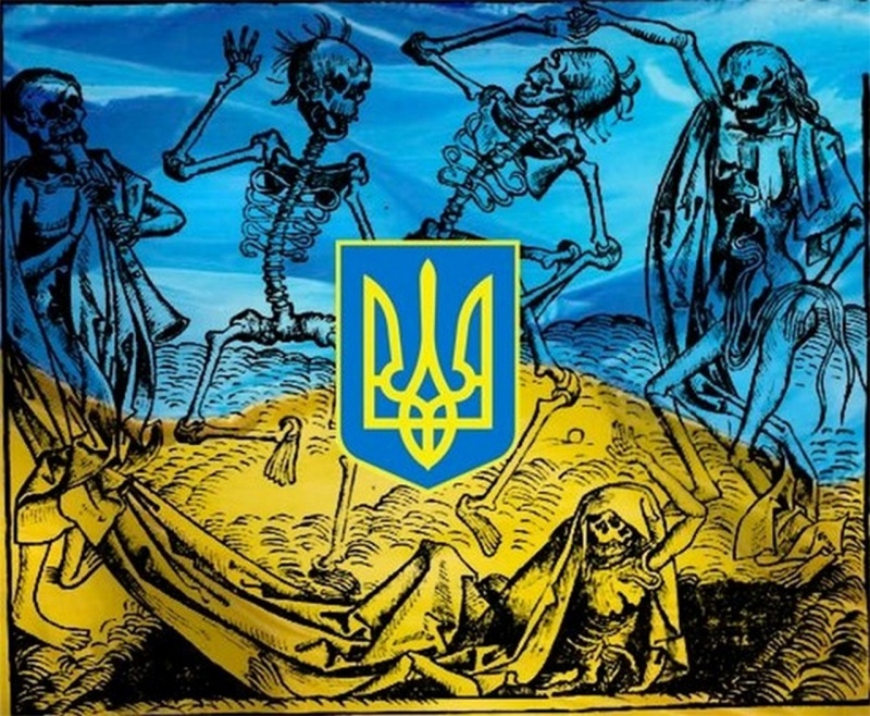 Мы дождемся, когда по Днепру проплывет труп самостийной Украины