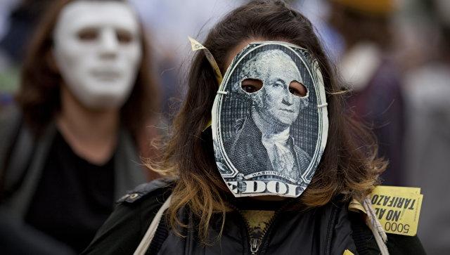 Crimson Alter: Вы убиваете доллар: газета Ротшильдов умоляет Трампа перестать