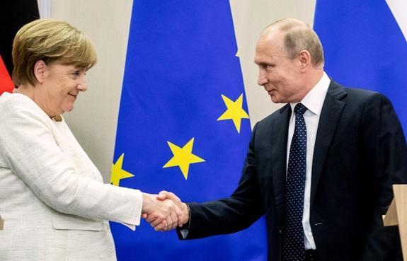 Киев напуган договорённостями Путина и Меркель по Донбассу