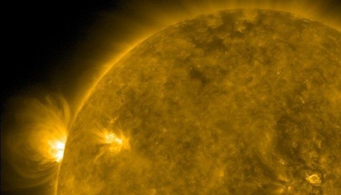 Значительный рост солнечной активности ожидается в ближайшие несколько дней