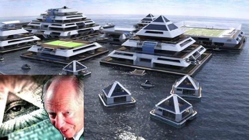 Ротшильды в авральном режиме строят плавучий город. Что они знают такого, чего не знаем мы?