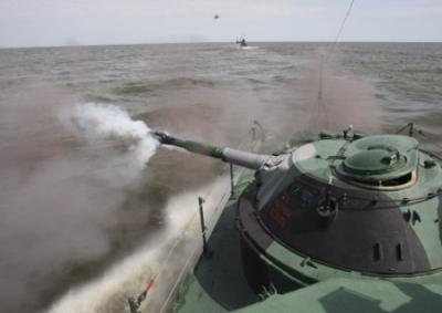 На Азовском море паника: «Русские блокировали Бердянск!»