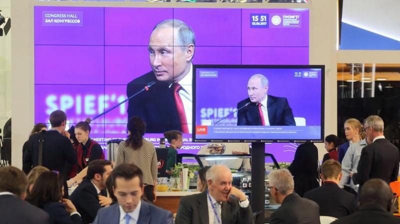 Петербургский экономический форум - что это было?