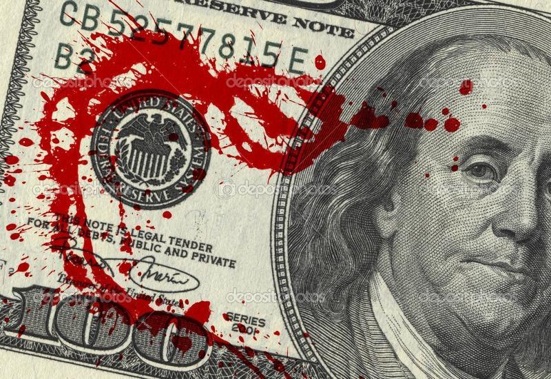 Доллар США: Крысы бегут с корабля......