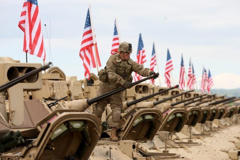 «США готовят войну…»