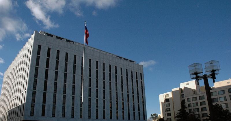Посольство в США: Россия не будет спрашивать разрешения на возведение объектов в регионах