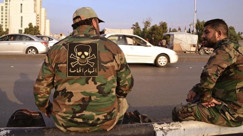 Сирийские военные задержали заблудившийся отряд французского спецназа в Хасаке
