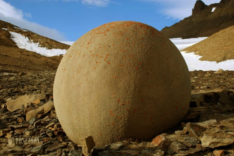Следы древних цивилизаций обнаружили в ледниках Северного полюса