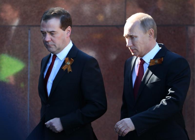 Почему Путин в очередной раз сделал ставку на Медведева?