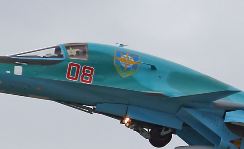 Шагол получил еще два бомбардировщика Су-34