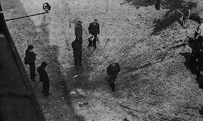Взрыв у кинотеатра «Люмьер»