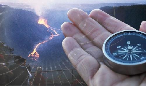 Гавайи: на вулкане Килауэа началась переполюсовка магнитного поля.
