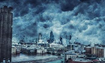 Нью-Йорку угрожает мощный ураган: 300 тысяч домов могут быть разрушены