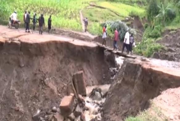 Гигантские трещины рвут Кению на части