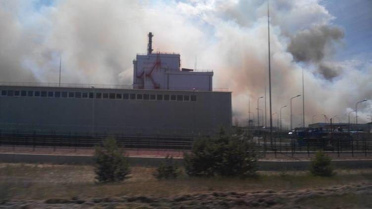 В Чернобыле горит самое гиблое место Зоны - Рыжий лес. Чем это угрожает Киеву
