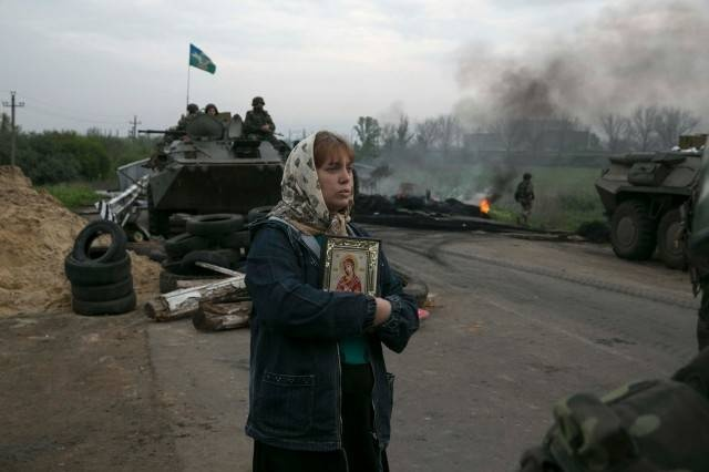 Россия предала Донбасс или спасла?