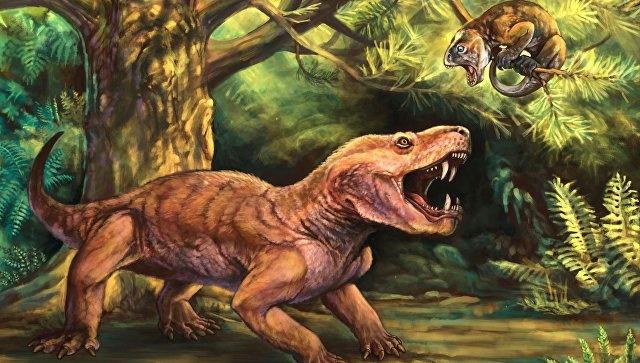 Палеонтологи нашли в Кировской области доисторического