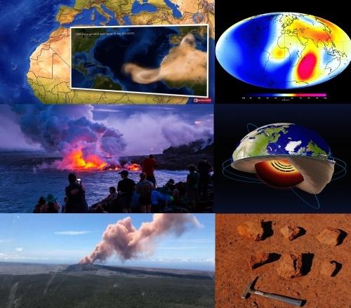 Гавайи, Килауэа: континенты пришли в движение, планета готовится к перевороту. Часть 1+Часть 2.