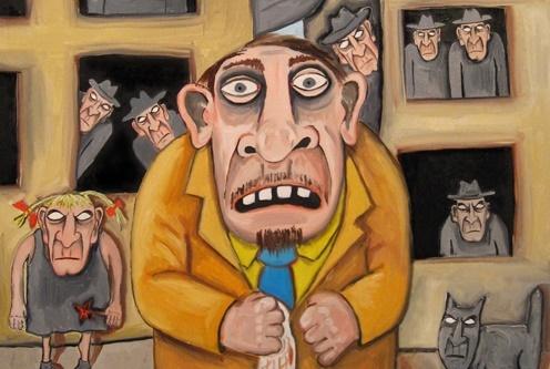 Лев Щаранский: Репрессии КГБ обрушиваются на нашу жизнь.