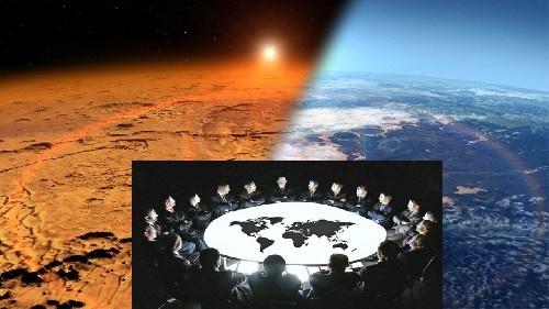 """Конспирологическое: Стив Куэйл – """"Терраформирование Нашей Планеты и уничтожение Человечества"""""""
