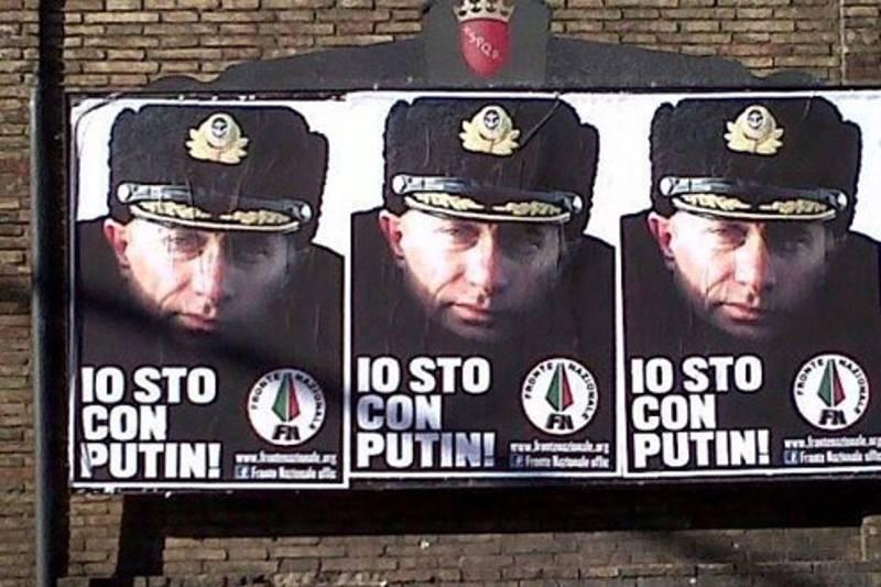 Почему Путин не стал популярным на Западе