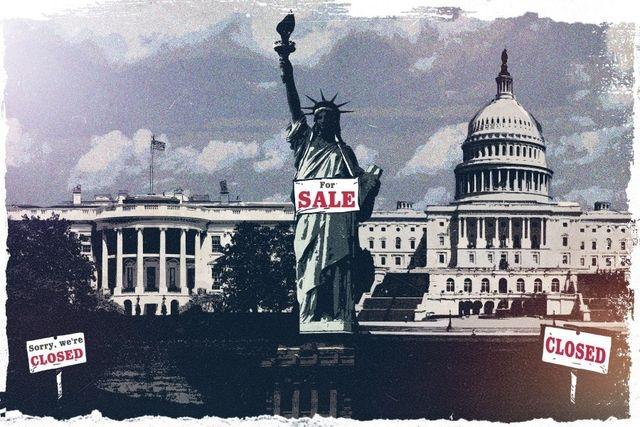 Александр Роджерс: Падение США перешло в активную фазу